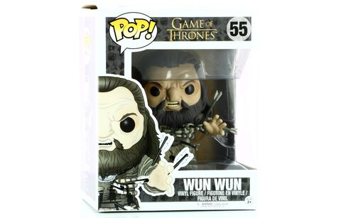 Figurine Funko Pop! N°55 - Game of Thrones - Wun Wun avec arrows - 15 cm