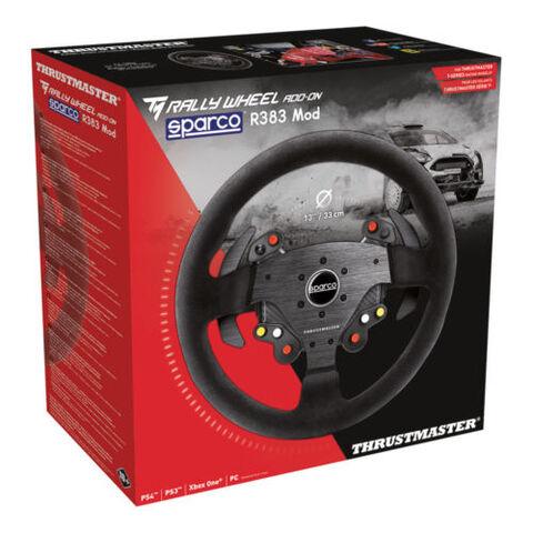 Tm Rally Wheel Add_on Sparco R383 Mod Ps4/x1/pc