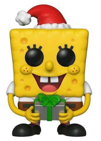 Figurine Funko Pop! N°453 - Bob L'Éponge - Bob de Noël