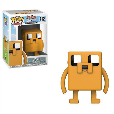 Figurine Funko Pop! N°412 - Adventure Time - Jake