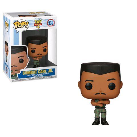 Figurine Funko Pop! N°530 - Toy Story 4 - Combat Carl Jr.