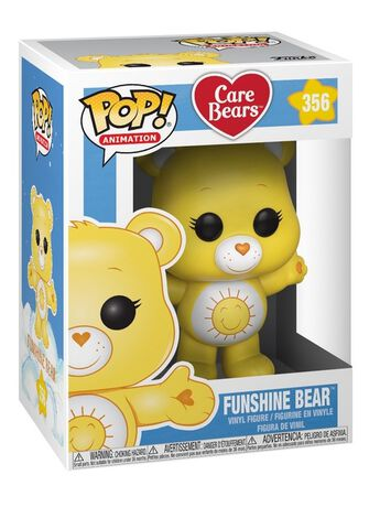 Figurine Funko Pop! N°356 - Bisounours - Funshine (c)