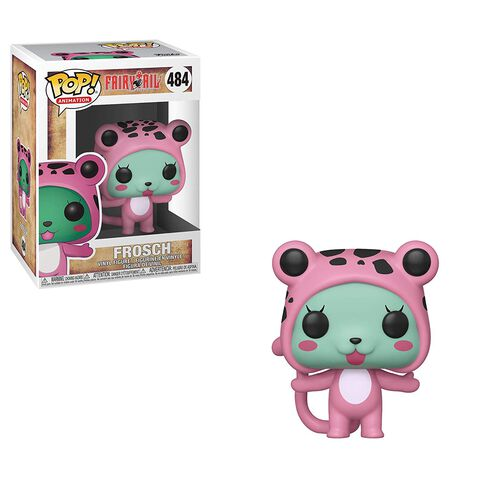 Figurine Funko Pop! N°484 - Fairy Tail - S3 Frosch