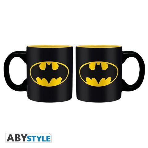 Coffret - DC Comics - Verre 29 cl + Dessous de verre + Mini Mug Batman