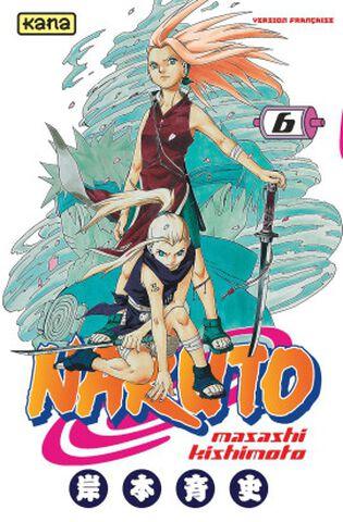 Manga - Naruto - Tome 6