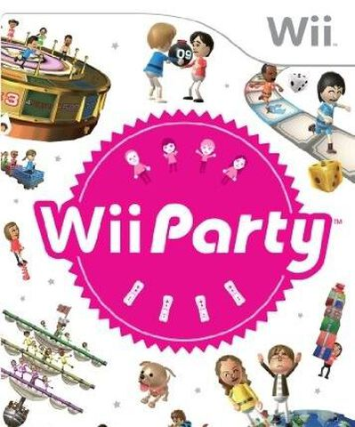 Wii Party (solus)