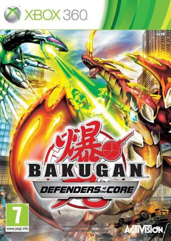 Bakugan, Defenders Of The Core