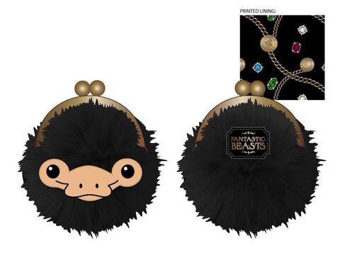 Porte-monnaie - Les Animaux Fantastiques - Niffler Furry