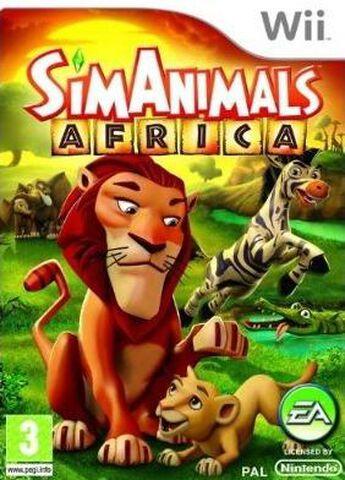 Simanimals, Africa