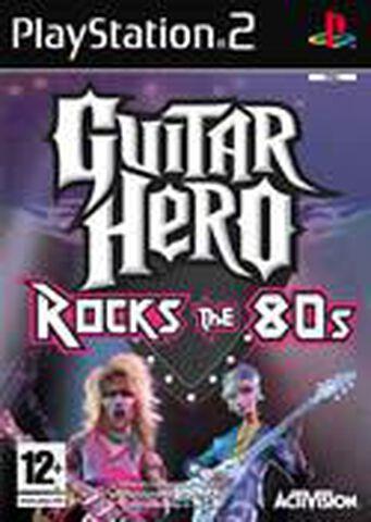 Guitar Hero, Rocks The 80's