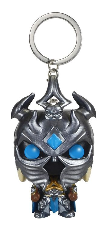 Porte-clés Funko Pop! - World of Warcraft - Arthas