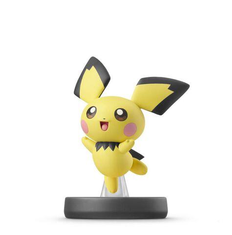 Figurine Amiibo N°72 Smash Pichu