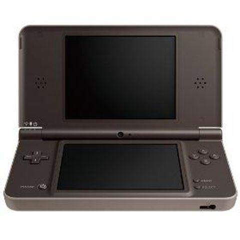 Nintendo Dsi Xl, Chocolat