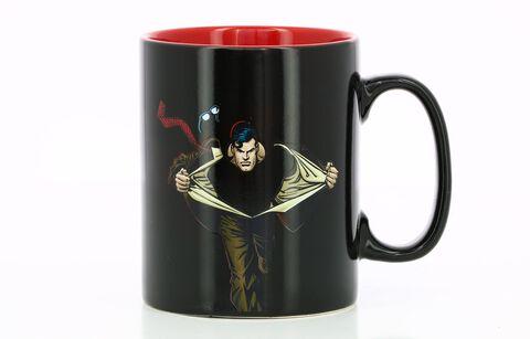Mug - DC Comics - Heat Change Superman 460 ml