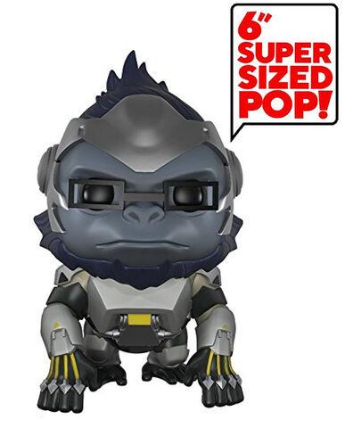 Figurine Funko Pop! N°97 - Overwatch - Winston - 15 cm