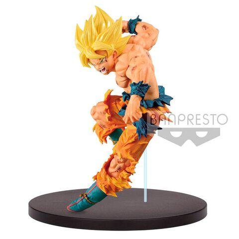 Figurine Match Makers - Dragon Ball Z - Super Saiyan Son Goku