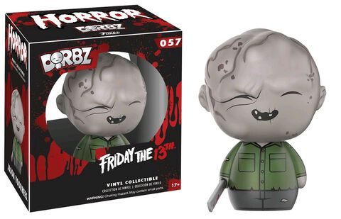 Figurine Dorbz - Vendredi 13 - Jason Voorhees Sans Masque