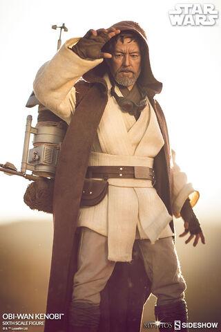 Statuette Sideshow Mythos - Star Wars - Obi-Wan Kenobi 30,5 cm