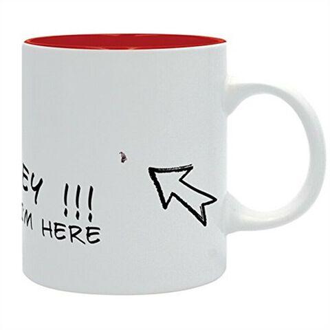 Mug - Ant-man - Mini 320 ml