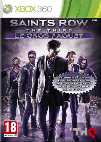 Saints Row : The Third Le Gros Paquet