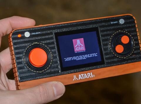 Atari Mini Portable Pacman