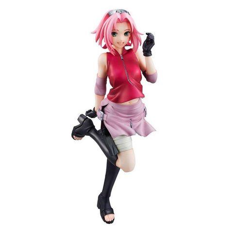 Figurine - Naruto - Gals Haruno Sakura 20 Cm