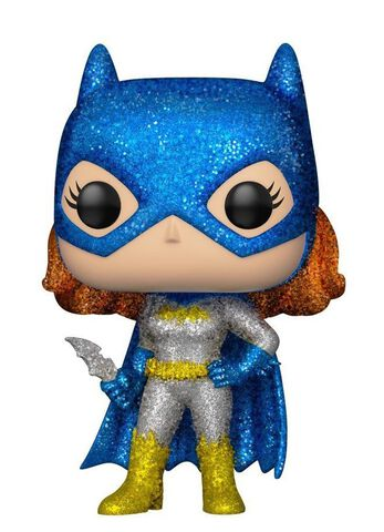 Figurine Funko Pop! N°148 - DC Comics - Batgirl Brillant