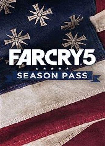 Far Cry 5 - Dlc- Season Pass Ps4
