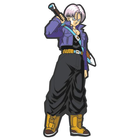 Figpin N°26 - Dragon Ball Z - Trunks