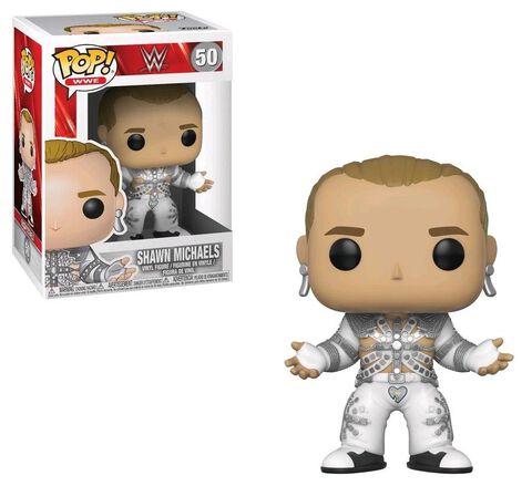 Figurine Toy Pop N°50 - WWE - Série 7 Shawn Michaels Wrestlemania 12