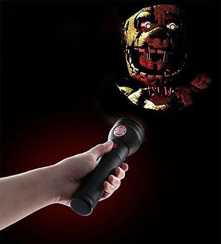 Lampe De Poche - Five Nights At Freddy's - Springtrap