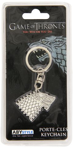 Porte-cles - Game Of Thrones - Stark