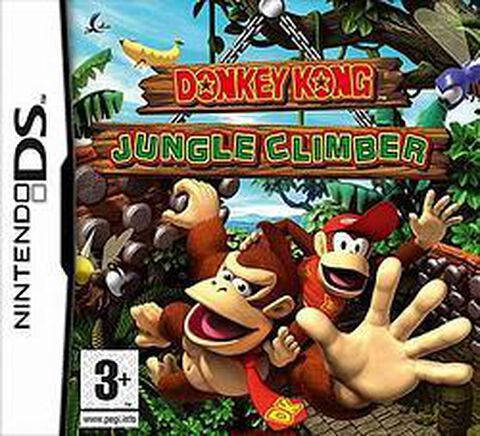 Donkey Kong, Jungle Climber