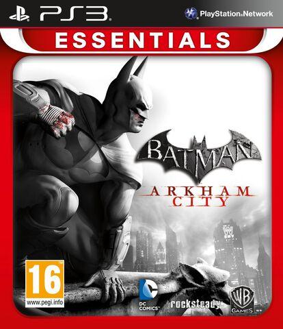 Batman : Arkham City Essentials
