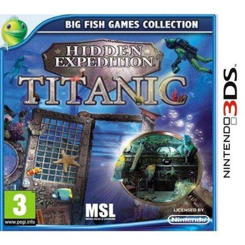 Hidden Expédition Titanic