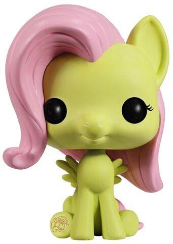 Figurine Funko Pop! N°02 - Mon Petit Poney - Fluttershy