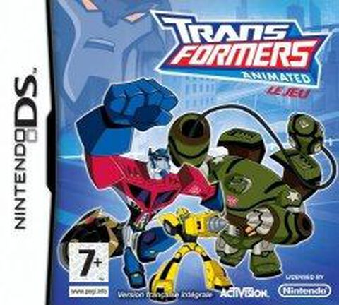 Transformers, Animated