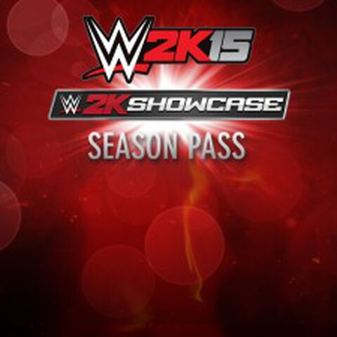 Season Pass - WWE 2K15 - PS3