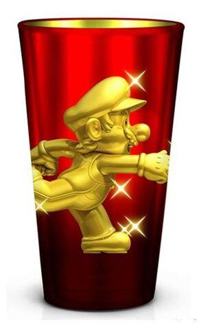 Pinte - Nintendo - Mario En Or