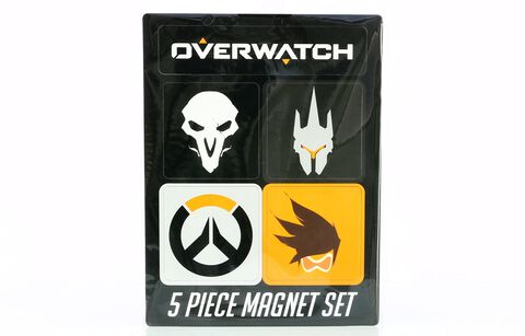 Magnet - Overwatch - Set de 5