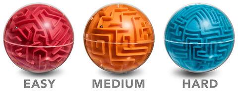 Casse-tête - Thinkgeek Maze Orange Moyen - Exclusif Micromania - GameStop