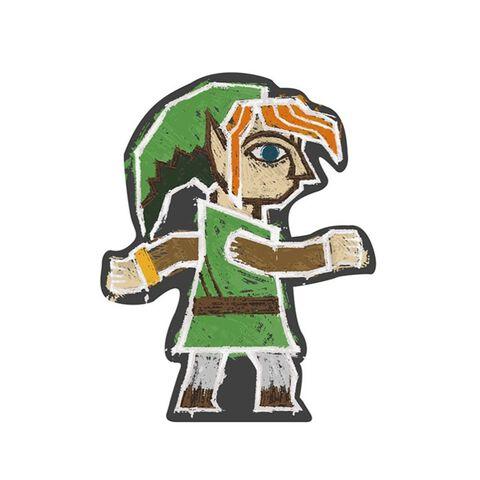 Magnet - Zelda - Link Between Worlds