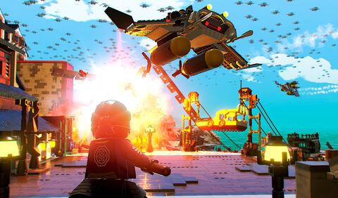 * Lego Ninjago Le Film: Le Jeu Vidéo