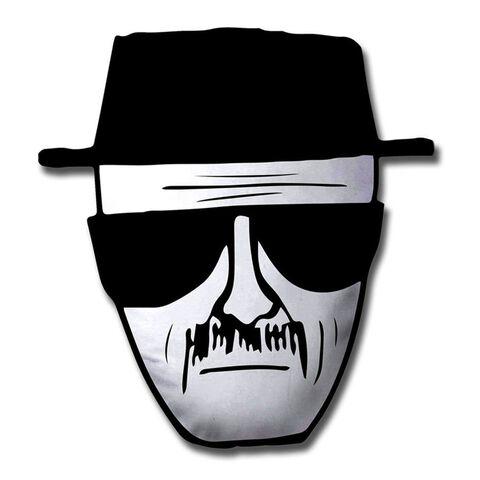Coussin - Breaking Bad - Heisenberg 46 cm