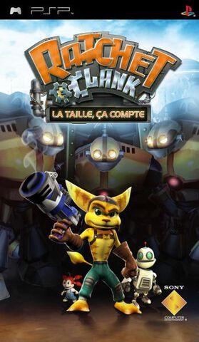 Ratchet & Clank, La Taille Ca Compte