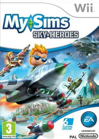 Mysims, Skyheroes