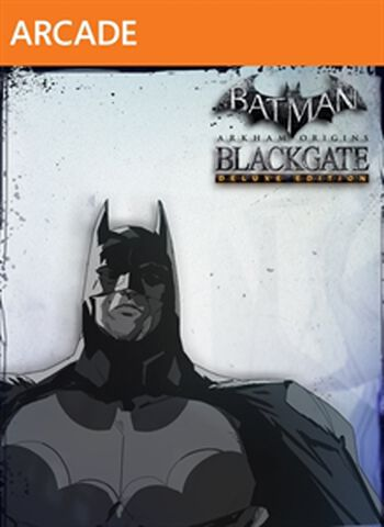 Batman Arkham Origins Blackgate Deluxe Ed - Jeu complet - Version digitale