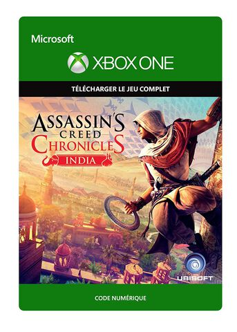 Assassin's Creed Chronicles India - Jeu complet - Version digitale