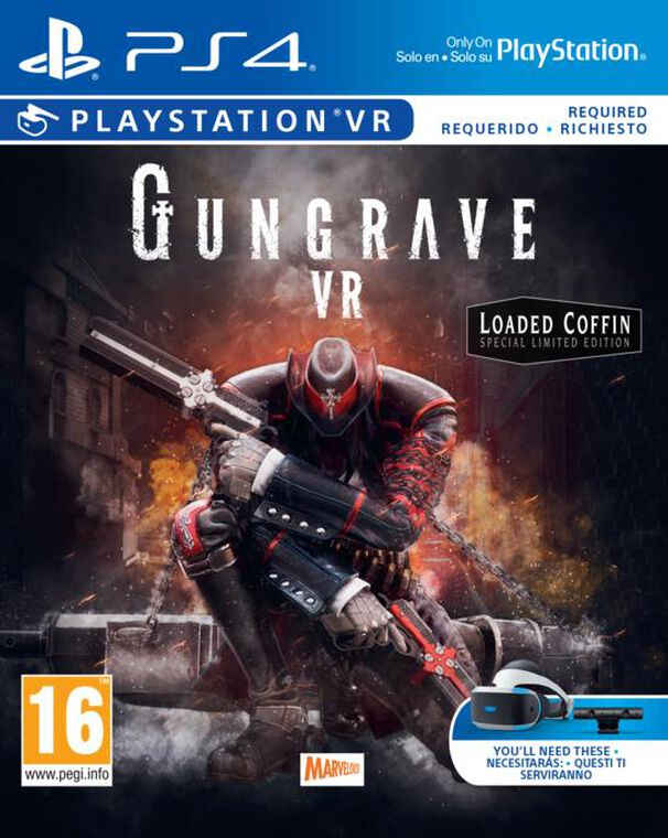 Gungrave VR Exclusivité Micromania