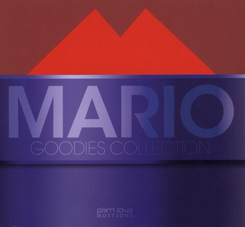 Livre - Mario Goodies Collection